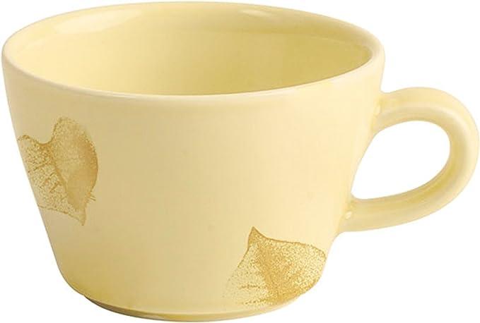 Kahla Mein Teemoment Gelbe Balance Obertasse 0,35 l 1 x 1 x 1 cm Porzellan