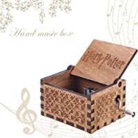 Wooden Music Box Harry Potter Instrument India Gift by Powlance