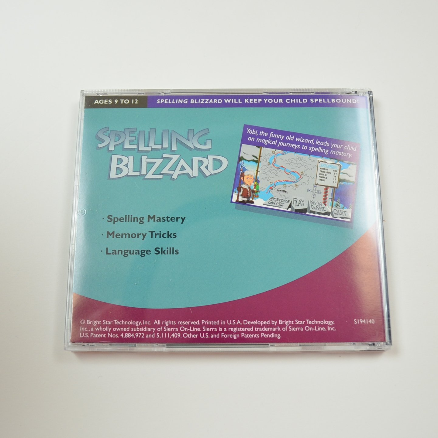 amazon com spelling blizzard software