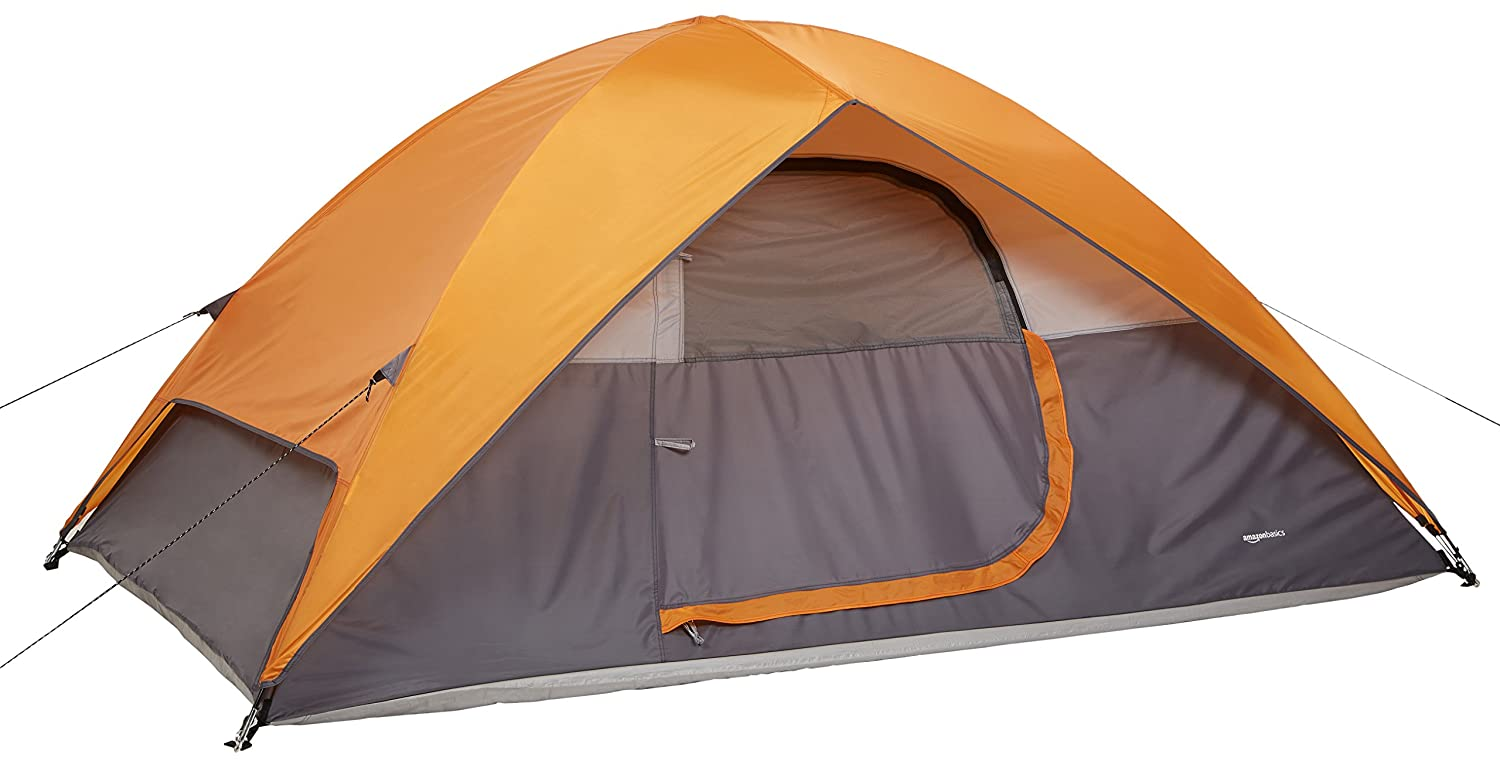 AmazonBasic 4-person Dome Tent  sc 1 st  Pandaneo & Best Tent for Camping with Dogs: Portable Shelter for You and Your ...