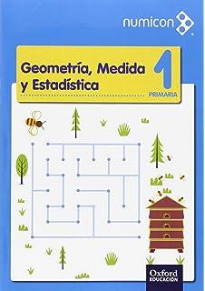 º Primaria. Geometría Medida. Cuaderno De Ejercicios 2 - 9788467392623