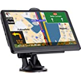 GPS Navigation for Car Truck, Latest 2020 Map Touchscreen 7 Inch 8G 256M Navigation System with Voice Guidance and Speed Ca