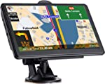 GPS Navigation for Car Truck, Latest 2020 Map Touchscreen 7 Inch