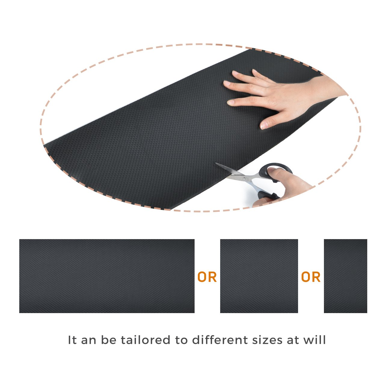 Retracting Stop Ballg HQAP Waterproof Garage Wall Protector Car Door Protector 2 Pack 1//4 Thickness Gift