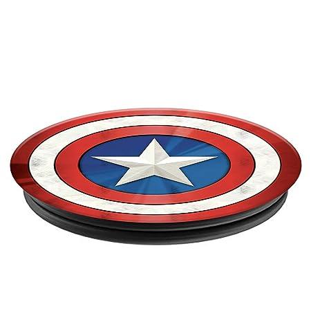 PopSockets Grip - Captain America Shield Icon