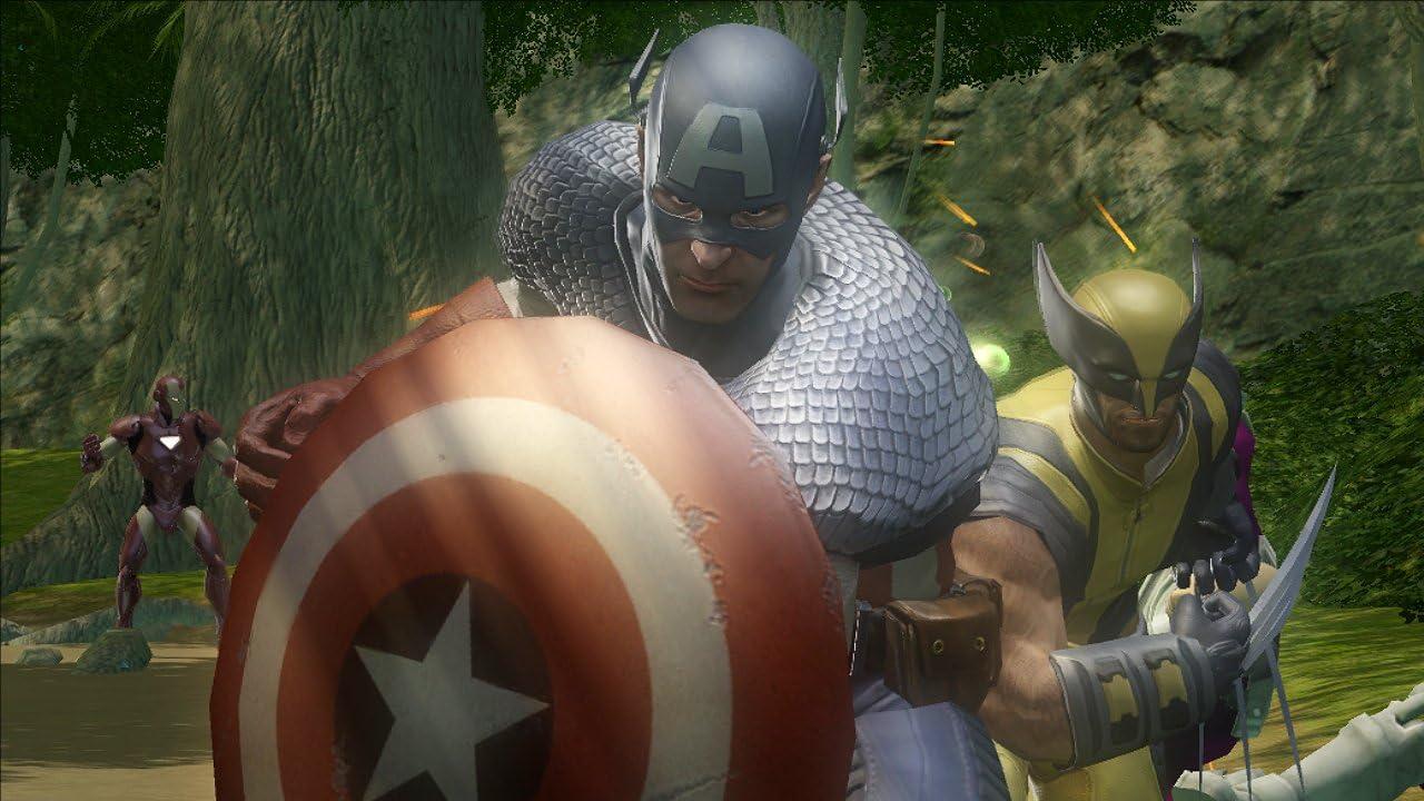 Amazon Marvel Ultimate Alliance 2