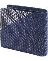 INDEN-YA 印傳屋 印伝 財布 二つ折り財布 メンズ 男性用 いおり いほり 庵 ひょうたん 8214