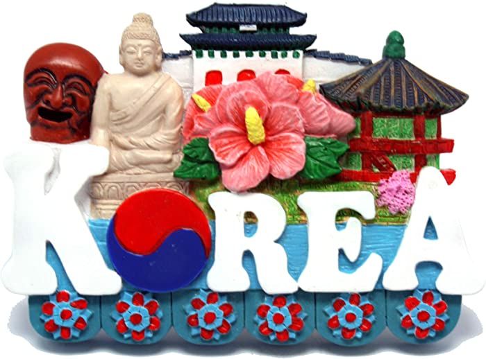 The Best Refrigerator Magnet Seoul Korea