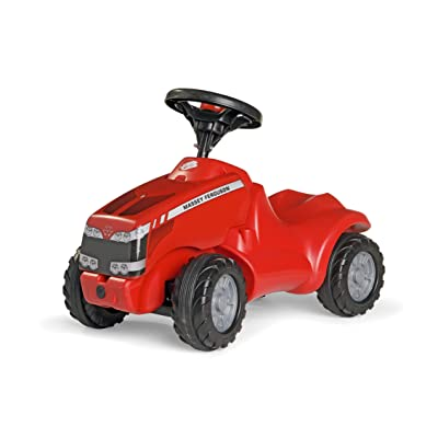 Rolly Toys Massey Ferguson MiniTrac Ride-On: Toys & Games