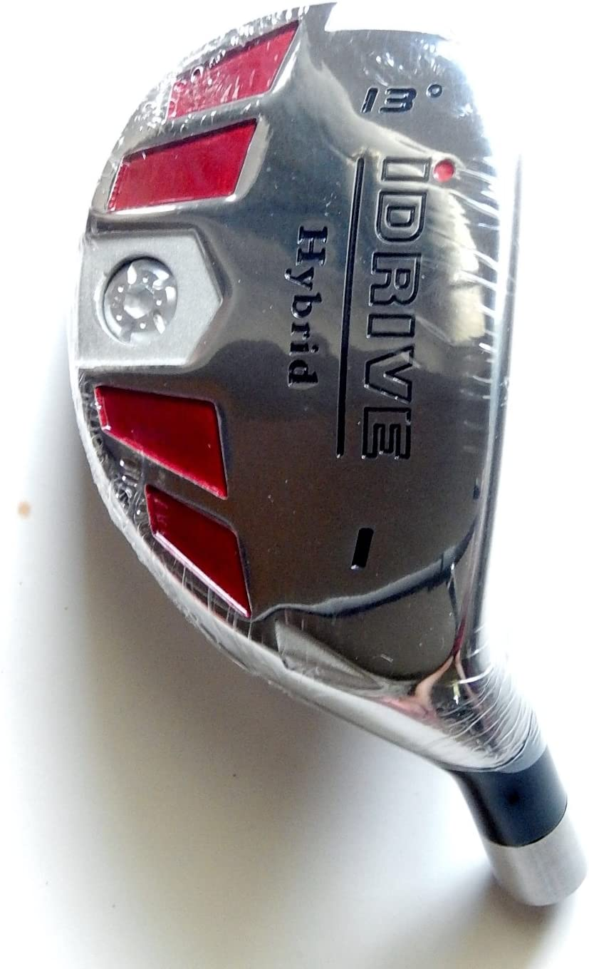 New Integra I-Drive Hybrid Golf Club 1-13 Right-Handed with Graphite Shaft, U Pick Flex