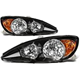 Amazon.com: For BMW E90 3-Series Pair of 3D Crystal Halo ...