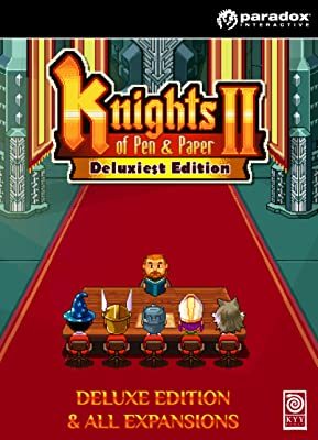 Knights of Pen & Paper 2 Deluxiest Edition [Online Game Code]