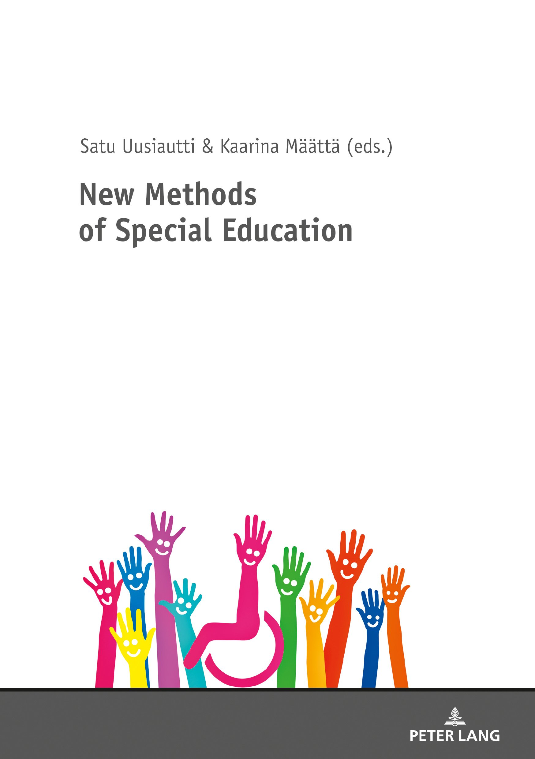 Download New Methods of Special Education pdf