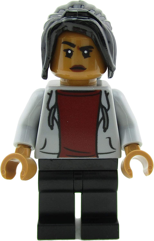 LEGO Spider-Man Far from Home MJ Minifigure 76129 Mini Fig