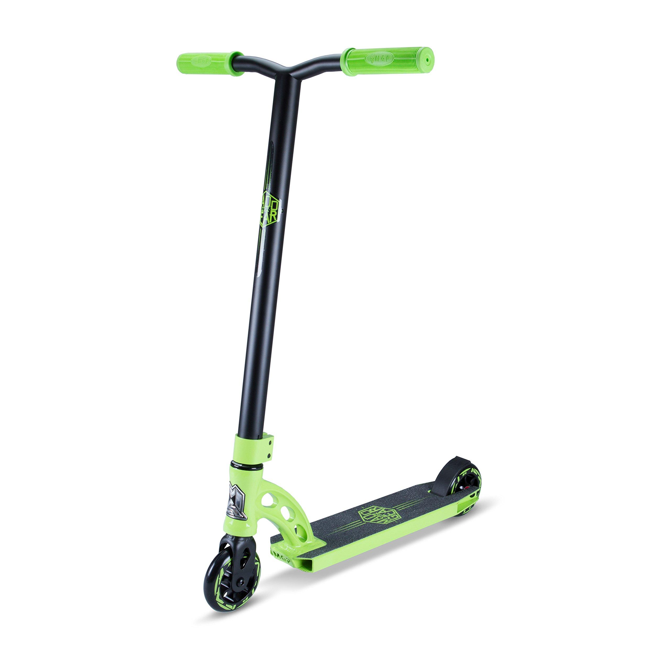 Madd Gear VX7 Mini Pro Scooter, Green by Madd Gear