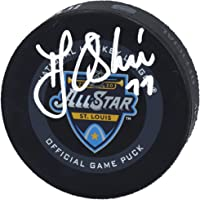 $79 » T.J. Oshie Washington Capitals Autographed 2020 NHL All-Star Game Official Game Puck - Fanatics Authentic Certified