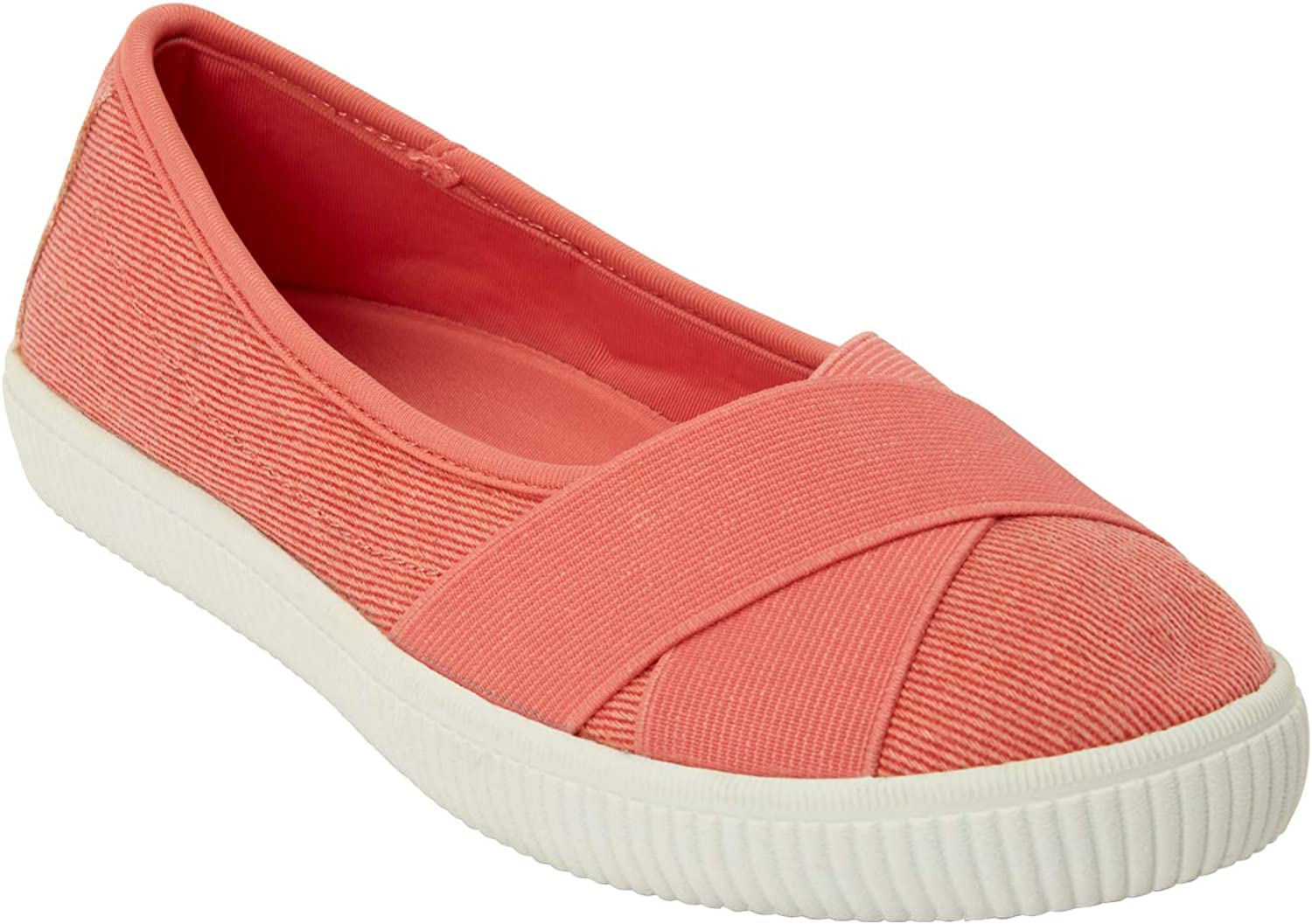 "COMFORTVIEW /""Dottie/"" Womens Slip-On Shoes Various Colors NEW Sizes"
