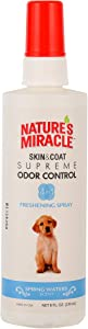 Nature's Miracle Supreme Odor Control Spring Water Spray, 8 oz