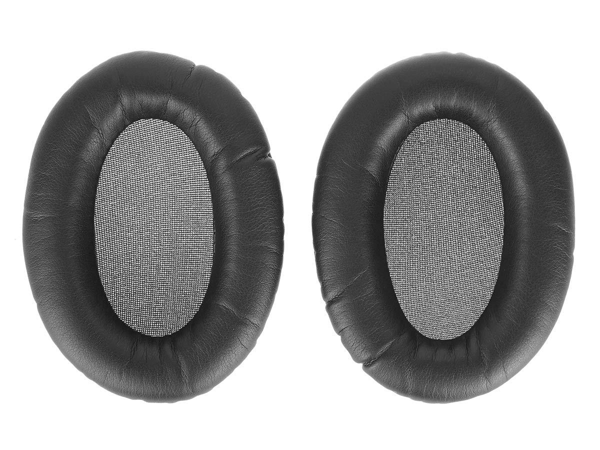 WEWOM 2 Almohadillas de Repuesto para Cascos HyperX Cloud I & II Gaming, Negro: Amazon.es: Juguetes y juegos