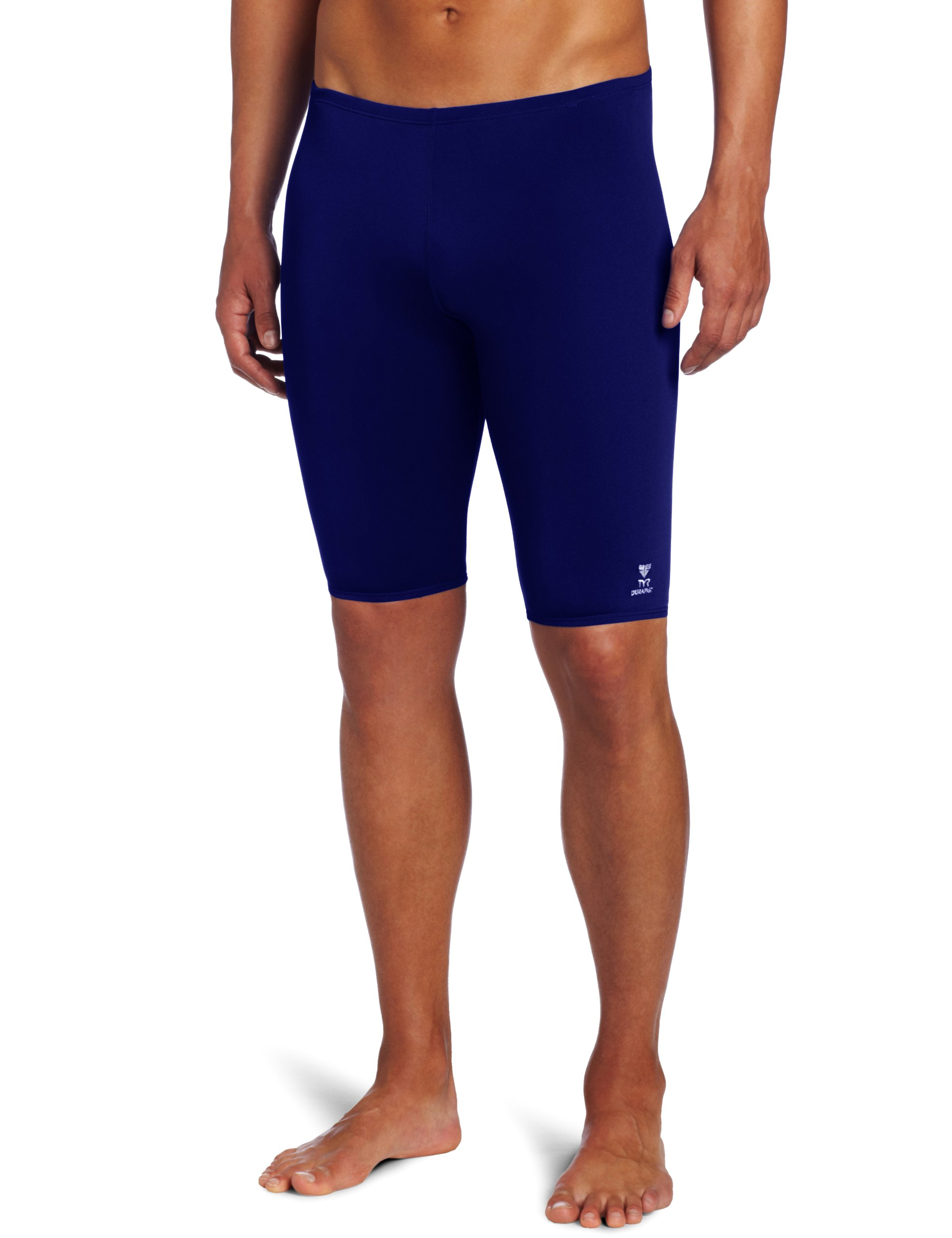 TYR SDUR7A40132 Durafast One Solid Jammer Navy 32 by TYR