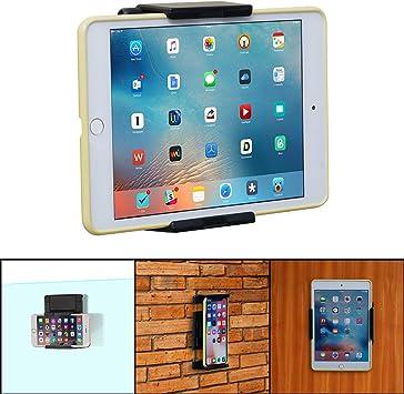 TFY - Soporte de Pared para Tablet y Smartphones, Compatible con ...