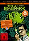 Bride of Re-Animator (3-Disc l [Blu-ray] [Import anglais]