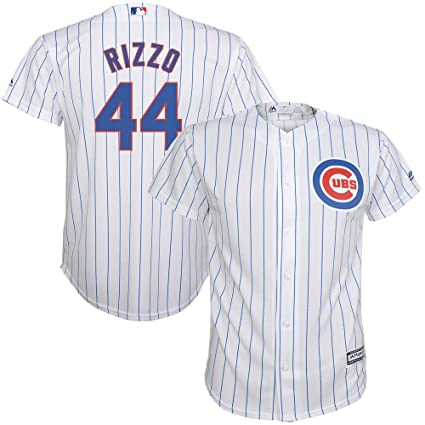 outlet store e3578 38018 Amazon.com : Anthony Rizzo Chicago Cubs Kids Cool Base White ...