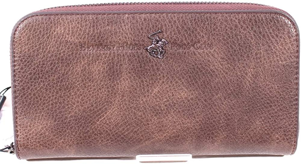Beverly Hills Polo Club - Cartera para mujer Mujer Marrón marrón ...