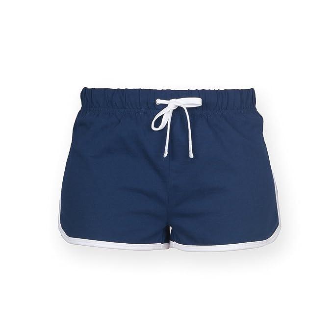 Skinni Minni - Pantalones Cortos de Deporte Modelo Retro para niños  Amazon. es  Ropa y accesorios 29fa2ce5d86a