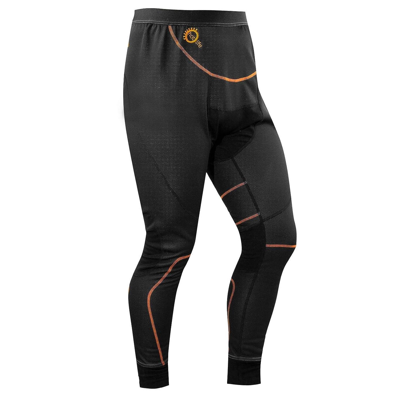 Pantaloni Termico Sottotuta Moto Intimo Tecnico Invernale Wind Stopper Uomo S