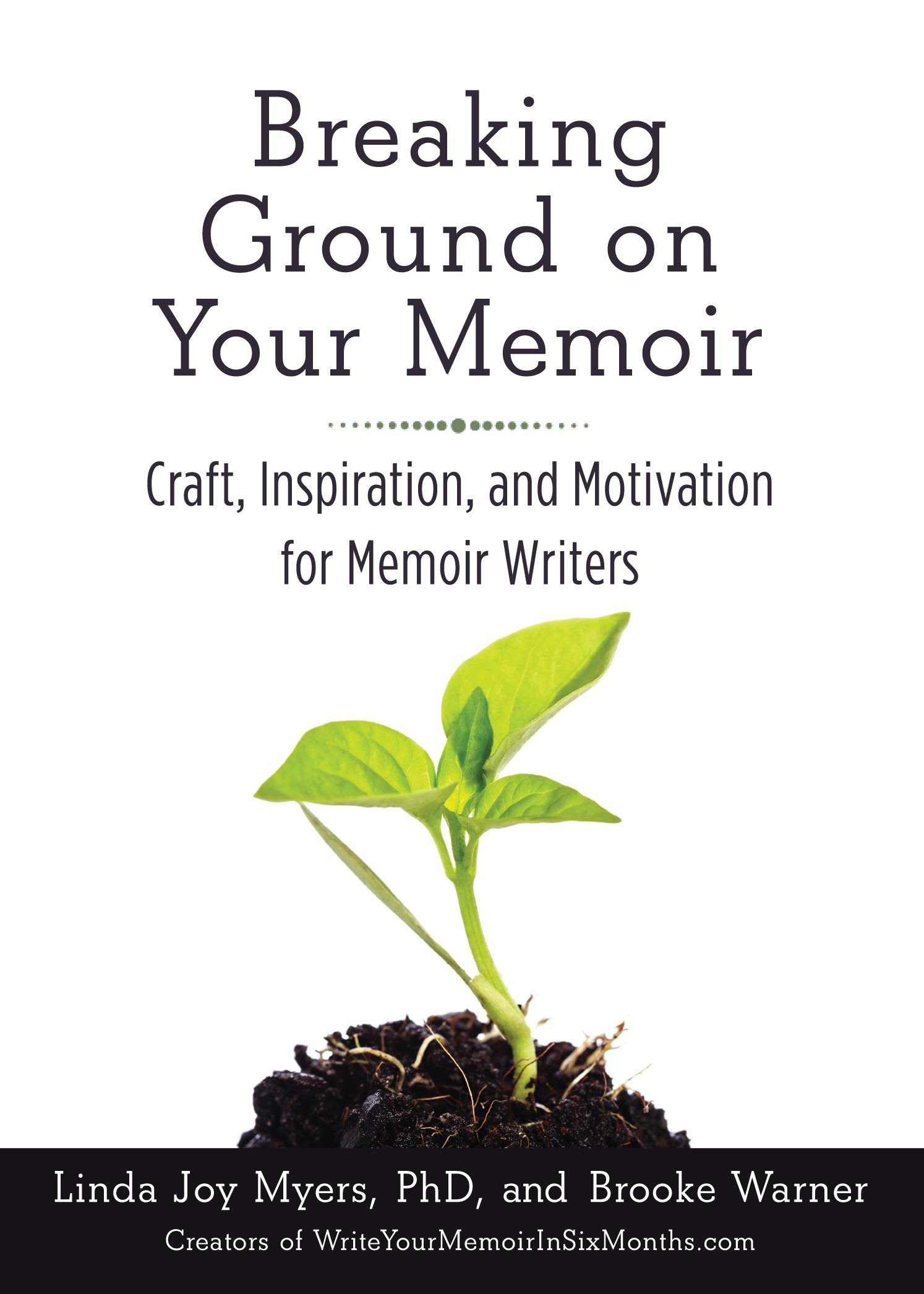 Breaking Ground Your Memoir Inspiration product image