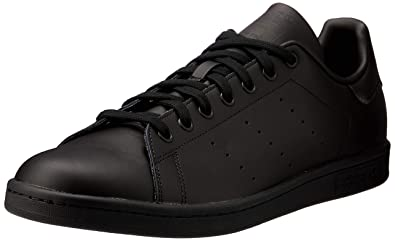 b89aaf35e4e adidas Men's Originals Stan Smith Sneaker, Core Black/Black/Black, ...