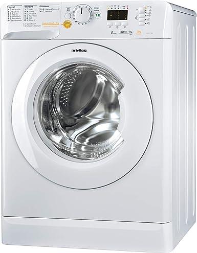 Privileg PWWT X 75L6 DE lavadora Carga frontal Independiente ...