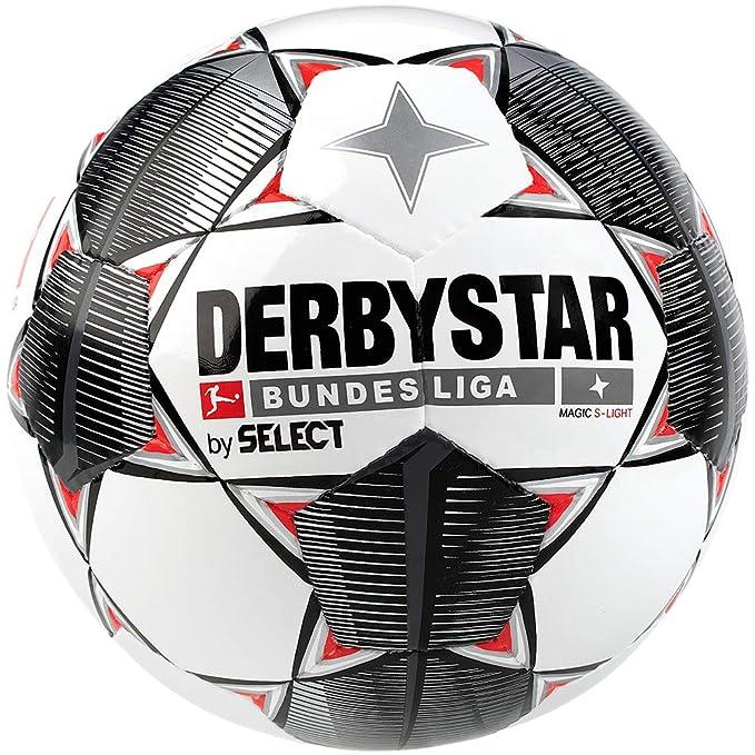 Derbystar Magic S-Light - Balón de fútbol para niños: Amazon.es ...