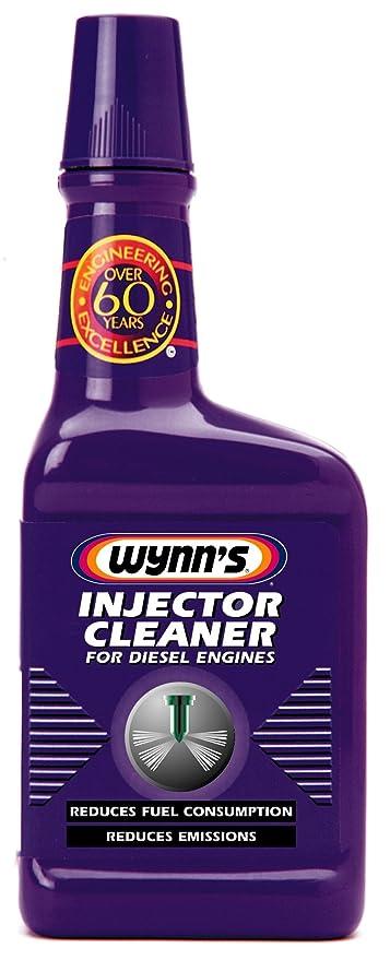 Wynns Limpiador Wynns 51668 para inyectores de diésel, bote de 325 ml
