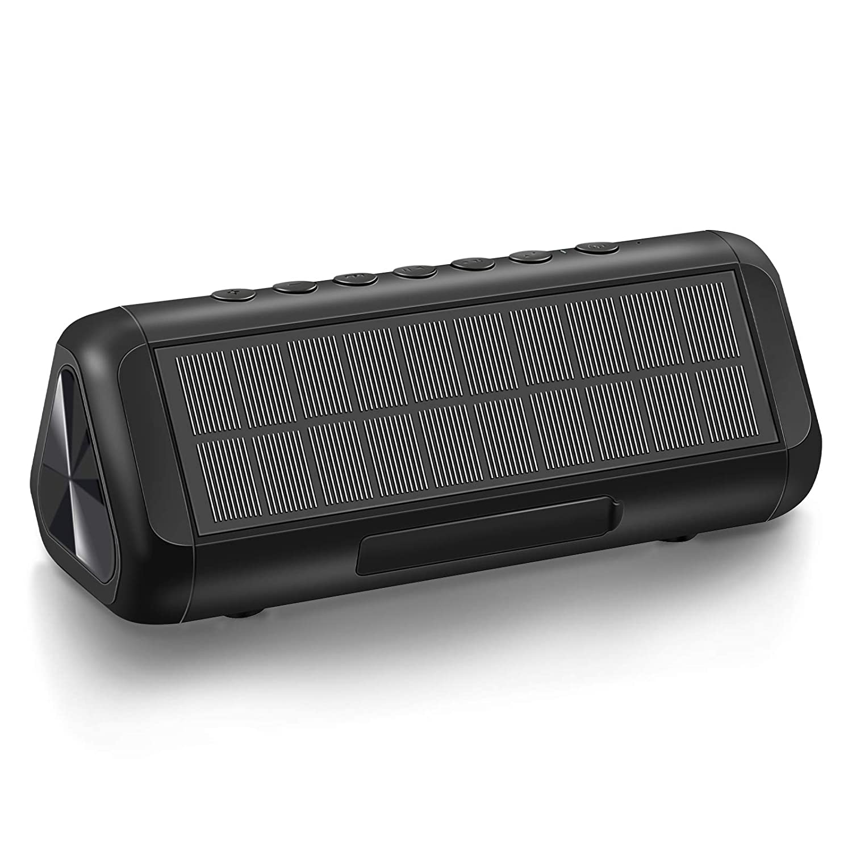 COSSOFT Solar Bluetooth Speaker