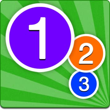 Counting Dots - Toddler Count 123 Educational Number Game  Teach Kids to  Count Numbers App