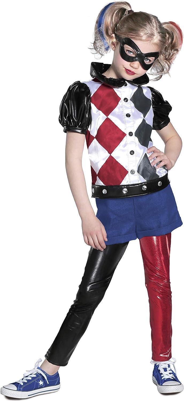 Princess Paradise Super Hero Girls Premium Harley Quinn