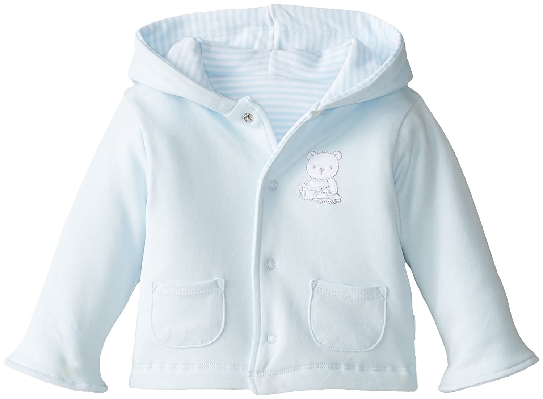Little Me Baby Boys' Bear Reversible Jacket LLG03558N