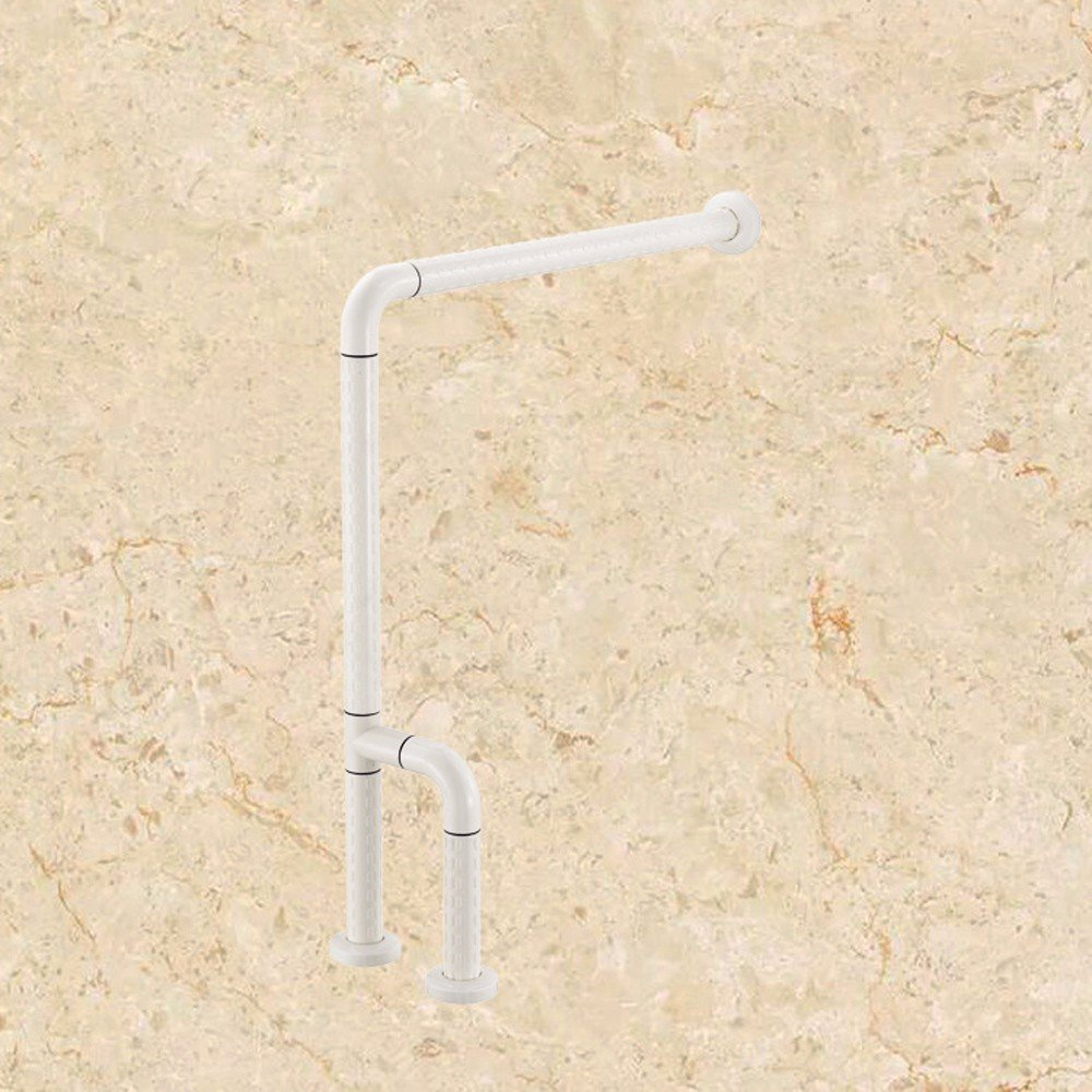 MDRW-Safety Handrail Nylon Anti Slip Handle Toilet Toilet Toilet Bathroom Safety Handle 600600Mm