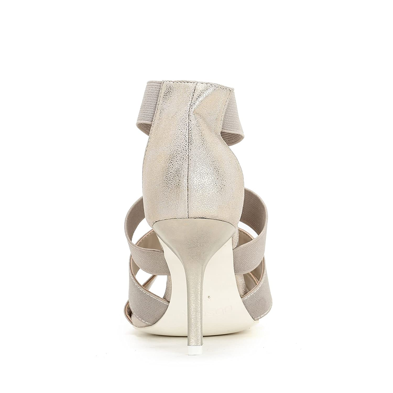Obsel  Scarpe&Scarpe Scarpe&Scarpe Scarpe&Scarpe - Sandali Alti con Fasce in Elastico Glitterato, con Tacco 9 cm c4b7cc