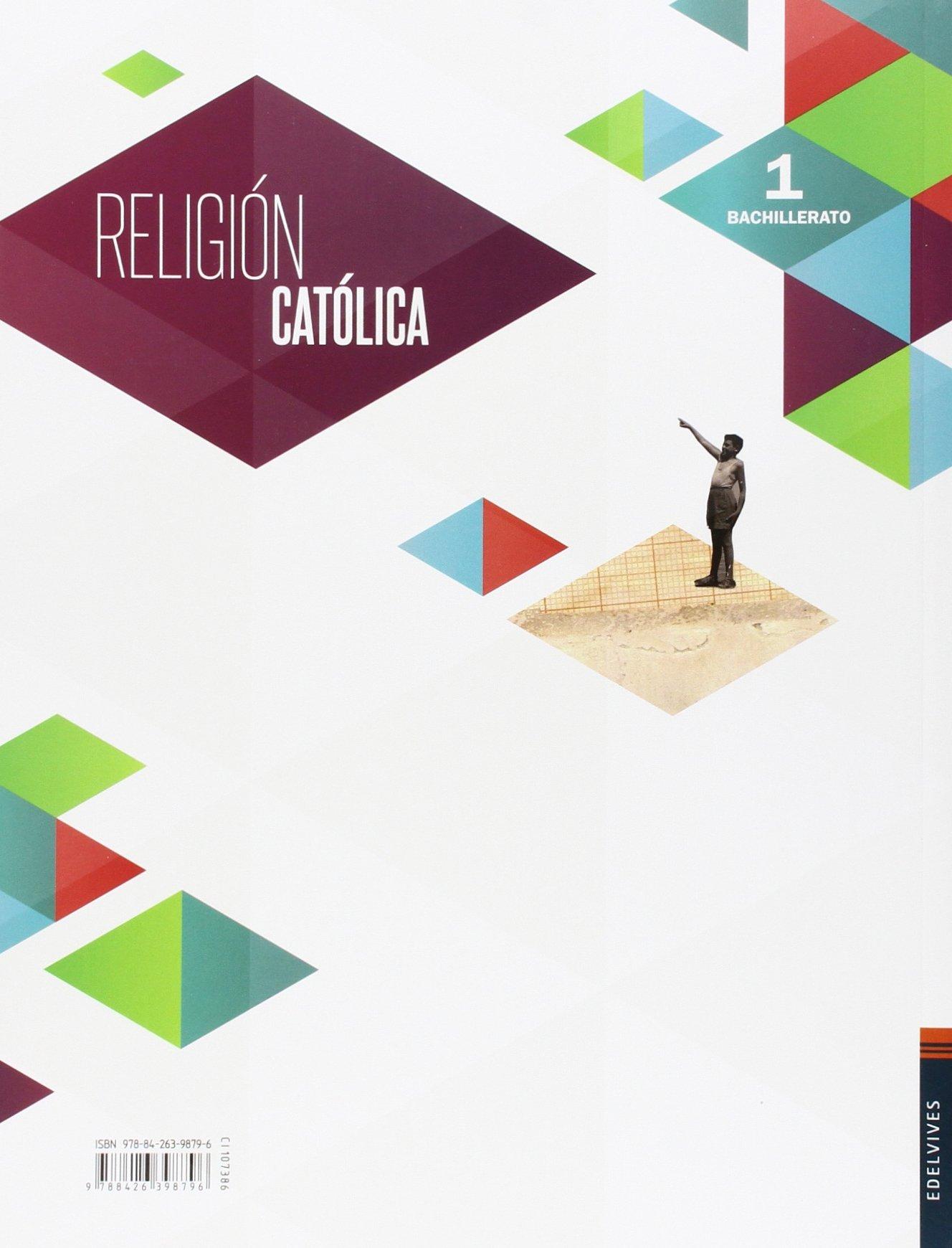 Religión Católica 1º Bachillerato Ágape - 9788426398796: Amazon.es: Equipo Hesed: Libros