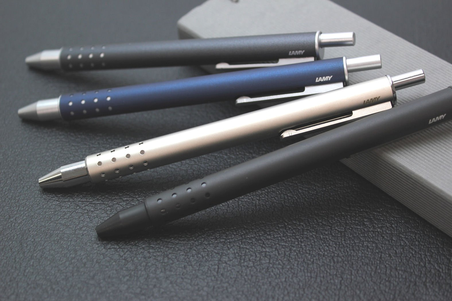 LAMY swift Rollerball Pen - Graphite by Lamy (Image #1)