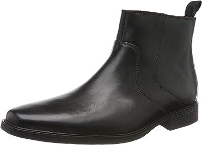 Detectable incondicional Experto  Clarks Tilden Up, Botas Chelsea Hombre: Amazon.es: Zapatos y complementos