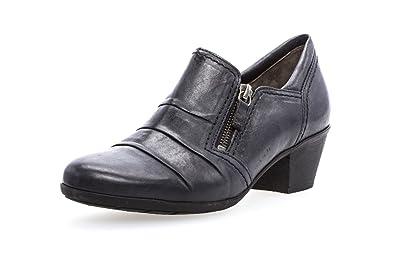 Gabor Damen Trotteur - Blau Schuhe in Übergrößen, Größe:43