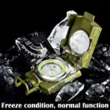 BNISE Military Marching Compass - Waterproof and