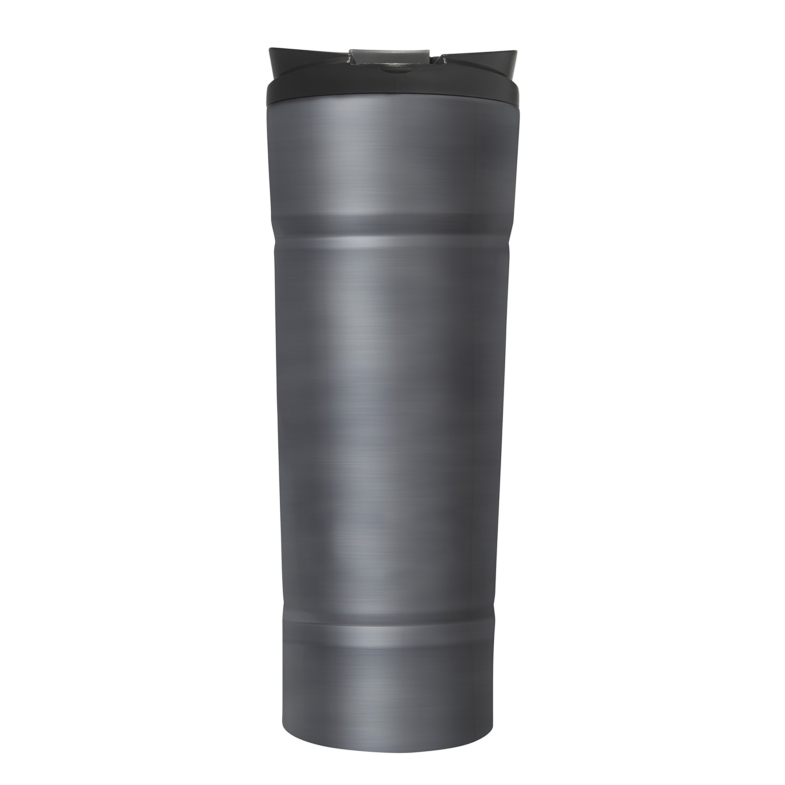 Bubba HT Vacuum-Insulated Stainless Steel Travel Mug, 20 oz, Smoke by BUBBA BRANDS (Image #7)