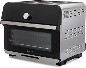 Instant Omni Plus 10-in-1 Air Fryer Toaster Oven Combo, Rotisserie Oven, Deep Fryer, Oil-less Mini Cooker, Convection Oven, Dehydrator, Roaster, Warmer, Reheater, Pizza Oven, 18-Liter