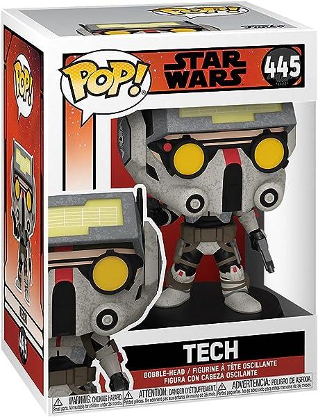 Funko Pop! Star Wars: Bad Batch