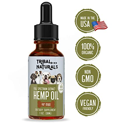 Amazon.com : Organic Hemp Seed Oil for Dogs, 500MG Pure Pets Hemp Oil, Full Spectrum Hemp Oil for Pain Relief, Dog Anxiety Relief & Nausea Relief, ...